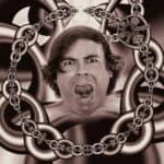 Symbolisiert die Gefangenschaft in einer Psychiatrie